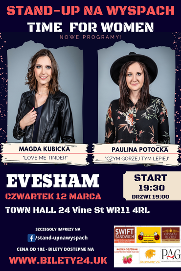 TIME FOR WOMEN w EVESHAM