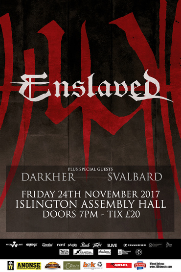 Enslaved at Islington
