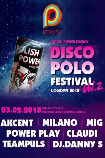 Disco Polo Festival Vol.2 Londyn