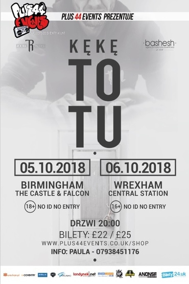 KęKę 'To TU' Wrexham