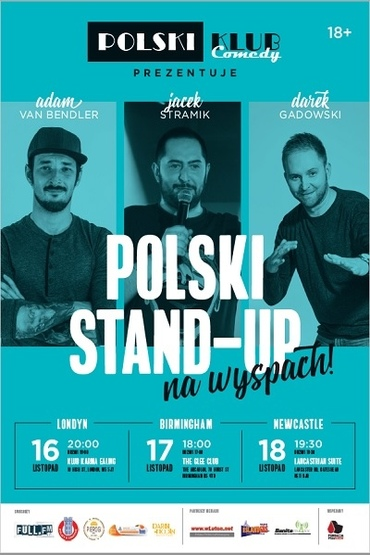 Polski STAND -UP w Newcastle