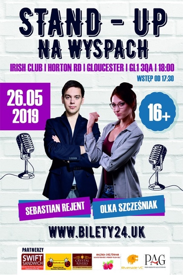 Stand Up na wyspach