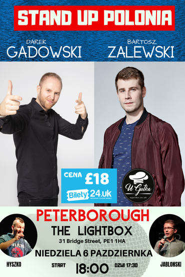 Stand Up  Peterborough