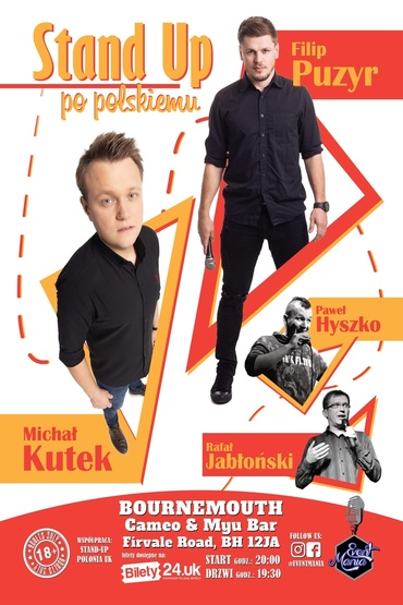 Polski Stand-Up Bournemouth