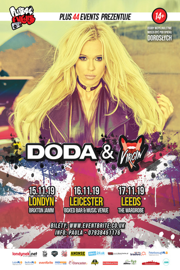 Doda / Virgin - Leicester
